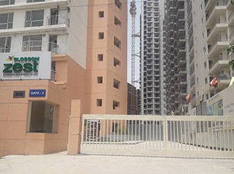 Blossom Zest 1 BHK Entry Gate No.3 || Logix Group