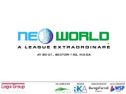 Logix group || Neoworld Noida